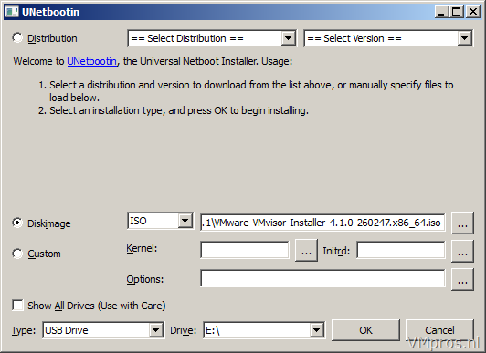 make vmware iso bootable usb mac