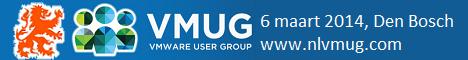 NL VMUG Event 2014 banner